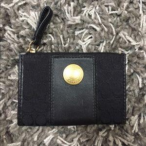 Coach Card/Key Holder
